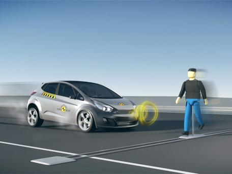 Current crash tests are benefitting far too few road users.