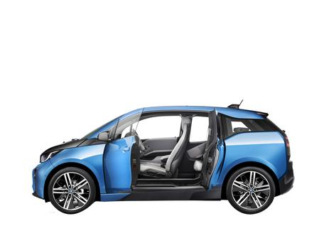 BMW electric i3.