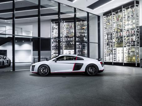 Special edition: Audi R8