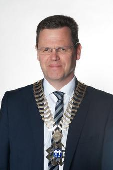 Alan Green, new president of the Society of the Irish Motor Industry (SIMI).