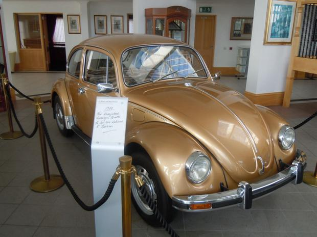 Priceless' Irish Beetle with just 26 miles on the clock