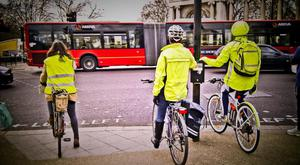 New studies have been released on the behaviour of cyclists and motorists.