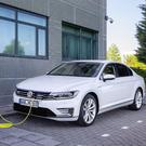The plug-in Volkswagen Passat.