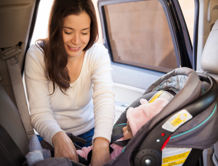 A new arrival can change your car requirements.
