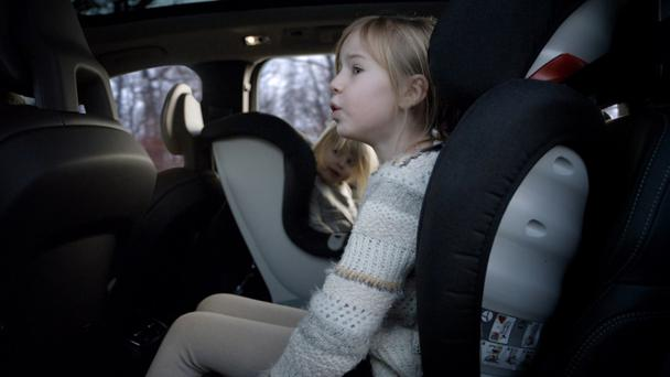 A rearward-facing seat is good up to the age of at least three years.