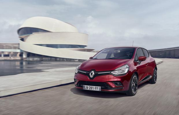 Revised: the Renault Clio