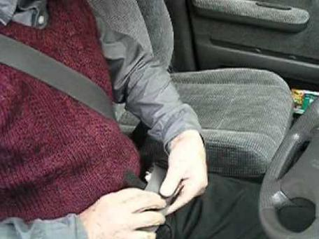 Seatbelt - drinking alcohol means you are less likely to wear yours.