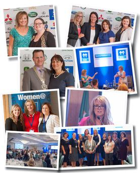 A collection of pictures from Women@SIMI (Society of the Irish Motoring Industry) conference.
