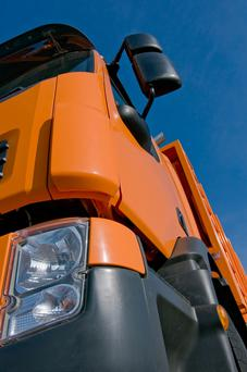 The extent of blindspots in lorries can vary significantly