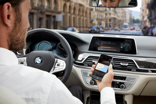 BMW offer a lot extra for free if you have a Connected Drive account with them