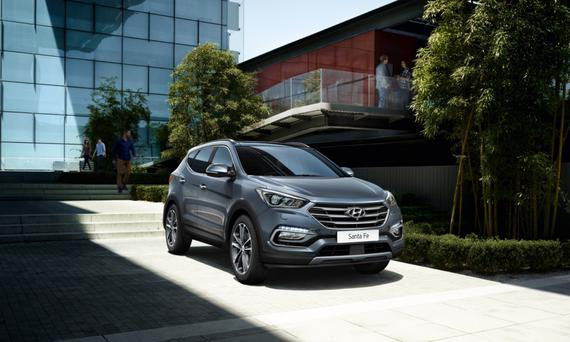 Hyundai Santa Fé does a lot of things well, without fuss