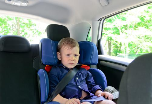 A 'High Back Booster' seat provides superior protection