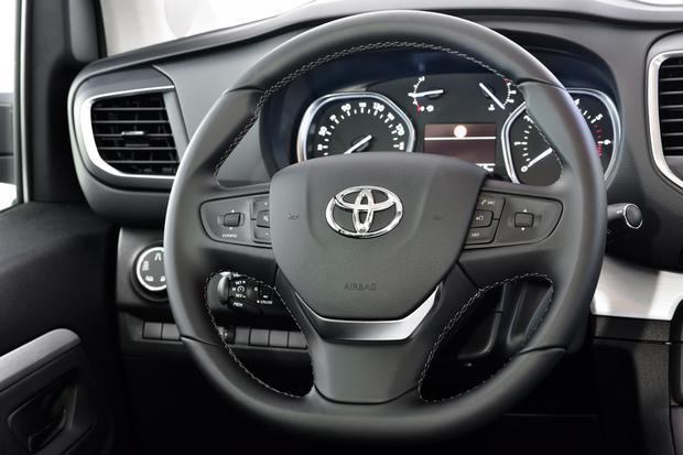 The dash of the PROACE