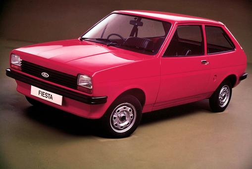 The search for Fiesta has uncovered a model almost forty years old