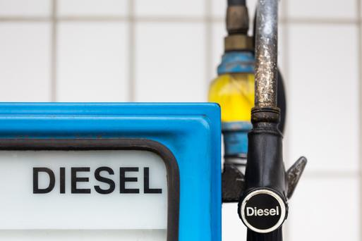 Diesel is being targeted for higher taxes