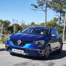 New Megane - Renault is reportedly planning to build bigger engines