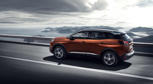 The Peugeot 3008 has been transformed from people carrier to muscular motor
