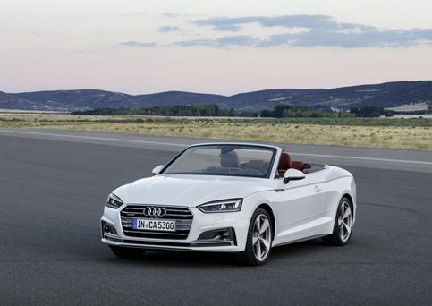 Audi are adding new cabriolet versions