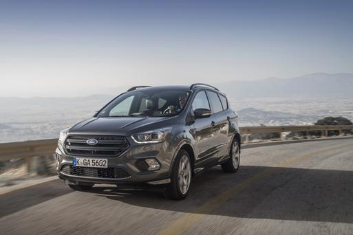 The Ford Kuga has been upspecced over the years