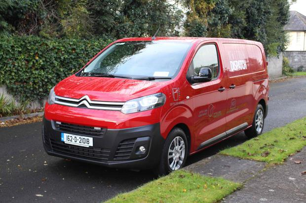 6aa09cf6c2 Top 10 best-selling vans in Ireland this year. In sixth place  Citroen