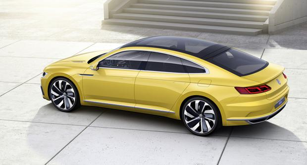 volkswagen the next generation arteon replaces cc june. Black Bedroom Furniture Sets. Home Design Ideas