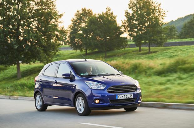 Ford KA+ - small car buying remains constant
