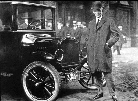 The 100th anniversary of the establishment of a Ford factory in Cork will be marked this year