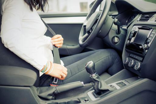 Common sense goes out the window for women when it comes to seatbelts, according to our safety expert