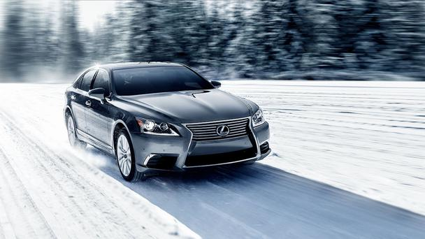 Lexus are revealing their new LS flagship