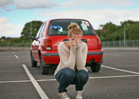 Check that both your documentation and car are in order before turning up for your driving test