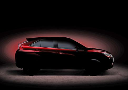 Mitsubishi's debutant is expected to be styled on the XR-PHEV concept