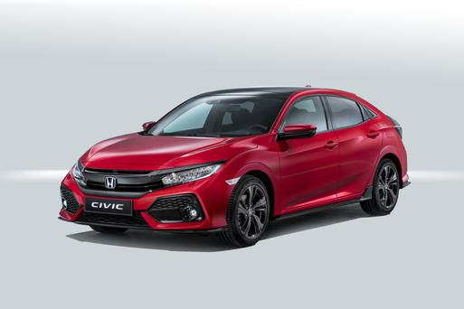 New arrival: Honda Civic 2017