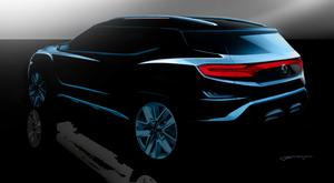 New SUV concept from SsangYong