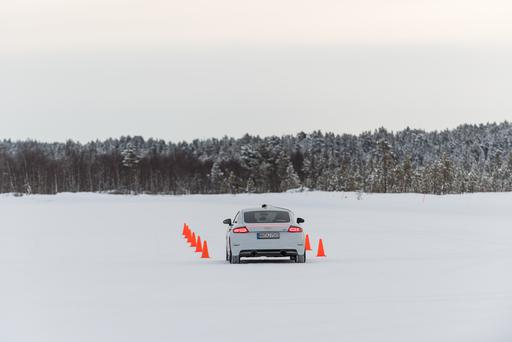 New testing complex for tyres