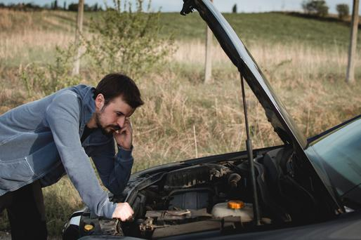 Over half of drivers don't have breakdown cover