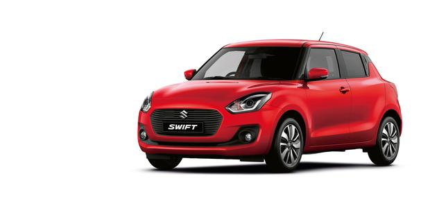 Supermini: Suzuki Swift