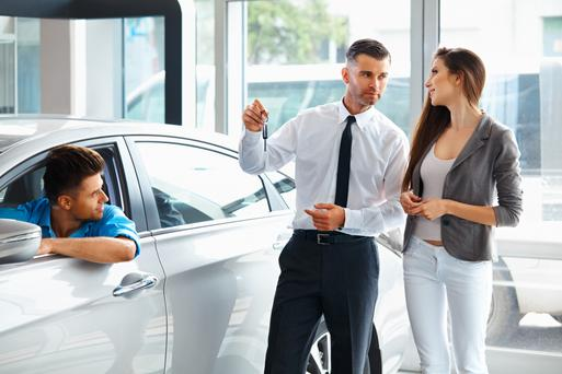 In a competitive market, there are several car finance option available