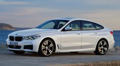 BMW's new 6-Series Gran Turismo (GT)