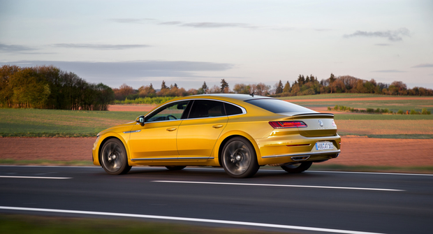 Stretch: The new VW Arteon