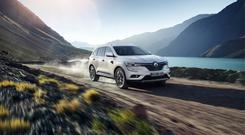 Large and comfortable: Renault Koleos