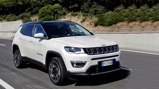 The all-new Jeep Compass