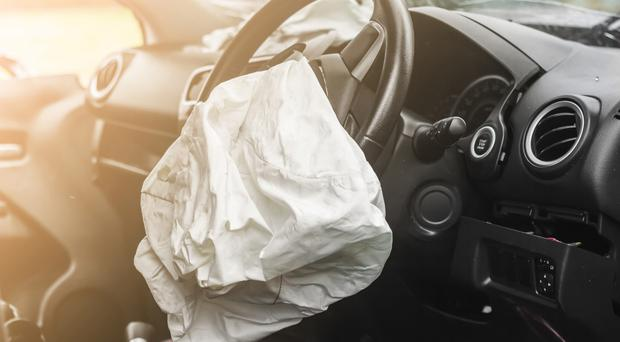 Takata succumbs to airbag scandal, declares bankruptcy