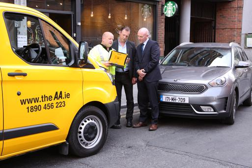 The major initiative is one of several special studies arising from a new research partnership, to be announced today, between the Automobile Association (AA) and University of Limerick (UL).