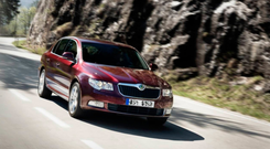 No better option: Skoda Superb