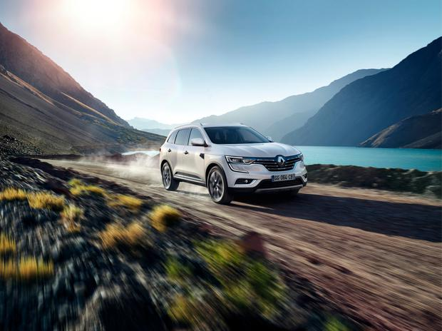 Renault Take Business Class Route With 34 490 Koleos 5 Seat