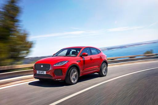 Everything we need to know about the E-Pace