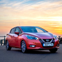 The snazzy new Nissan Micra