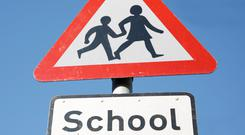 Agents with both of Ireland's largest estate agency networks said that increased pressure on school places through the last five years has meant school catchment was achieving unprecedented priority among homebuyers today. Stock Image