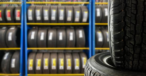 Research has found the majority of people don't check labels on tyres