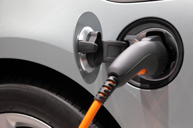 A zero rate of benefit-in-kind tax will now apply to electric vehicles used for business purposes. Stock picture